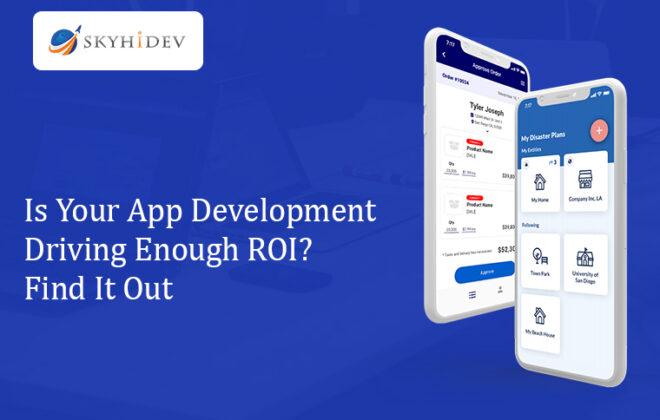 ROI in app development