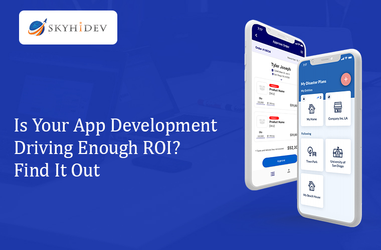 ROI in app development