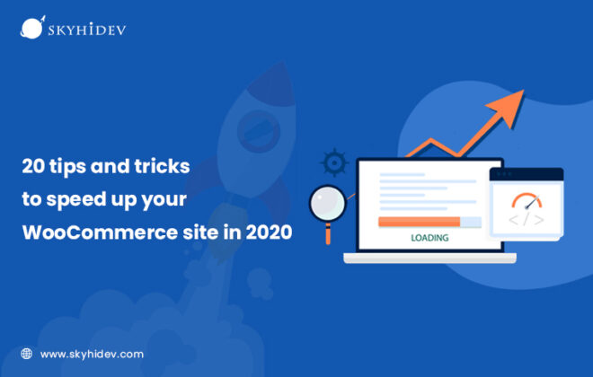 speed up your WooCommerce site