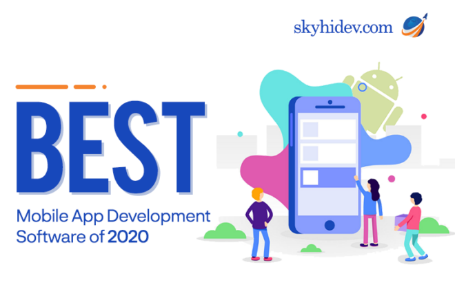Best mobile app development software