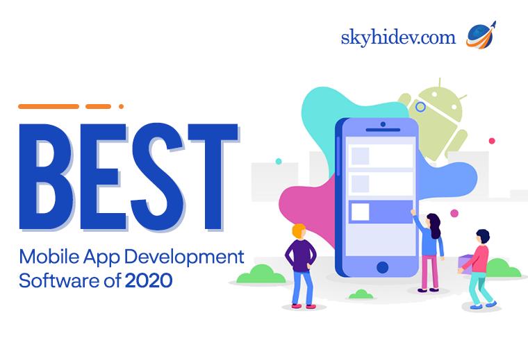 Best mobile app development software
