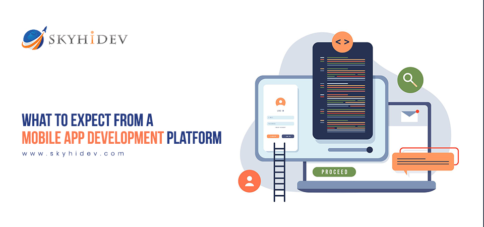 mobile app development platform