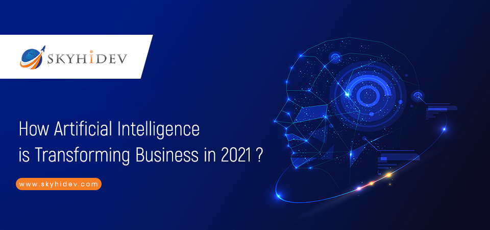 artificial intelligence is transforming business